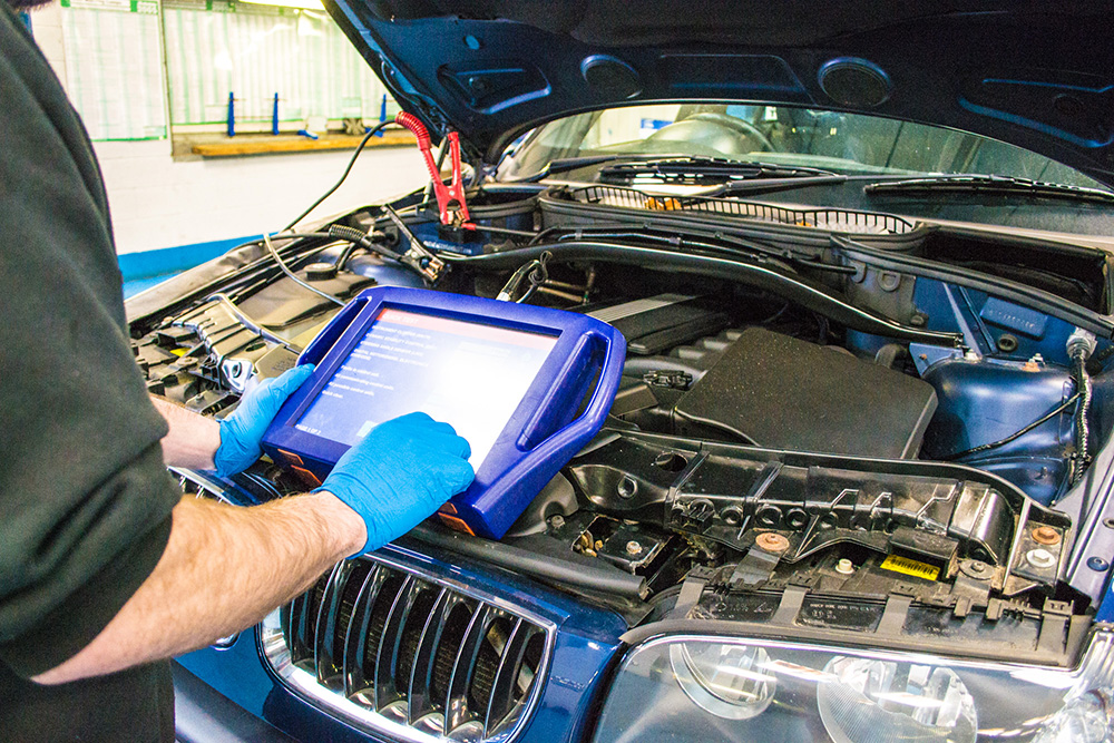 Diagnostics Amp Repairs Hughesbrothers Bmw